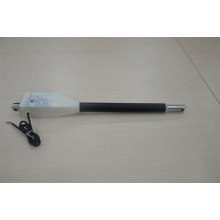 Electromagnetic linear actuator for patient lift